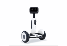 robot-segway