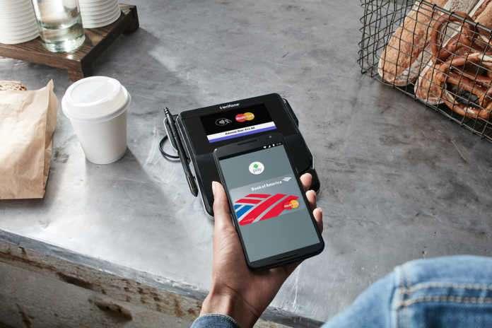 Android Pay şimdi Tayvan'da yeni temassız alışveriş imkanını Tayvan'lıların hizmetine sunuyor