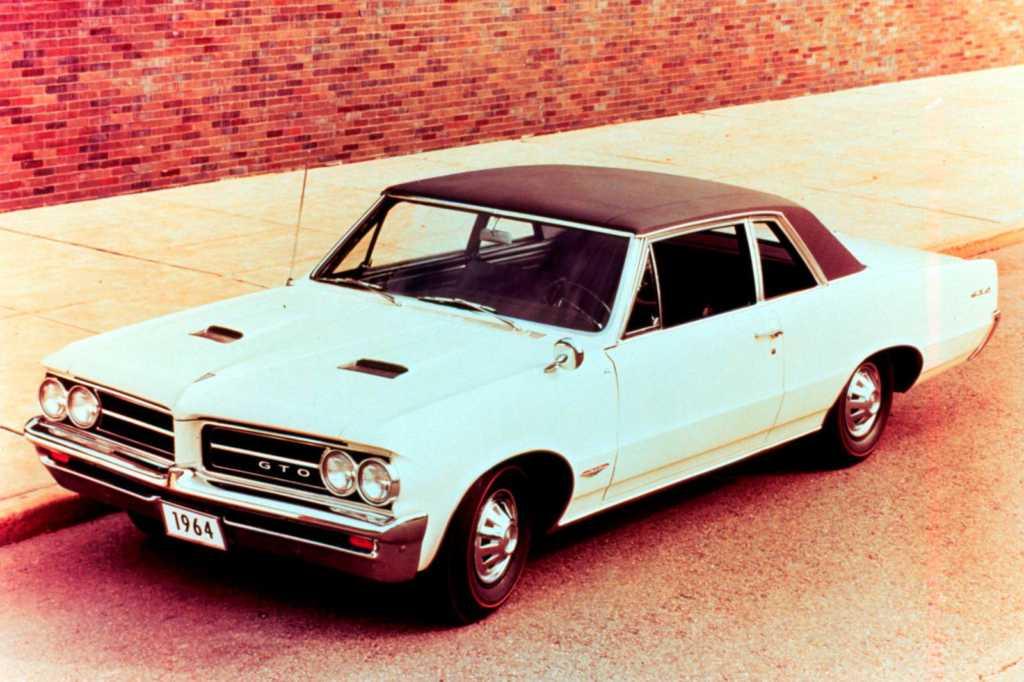 Dünyanın en güzel arabaları - 1964 Pontiac GTO