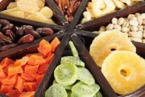 Kurutulmuş meyve ne derece sağlıklı?