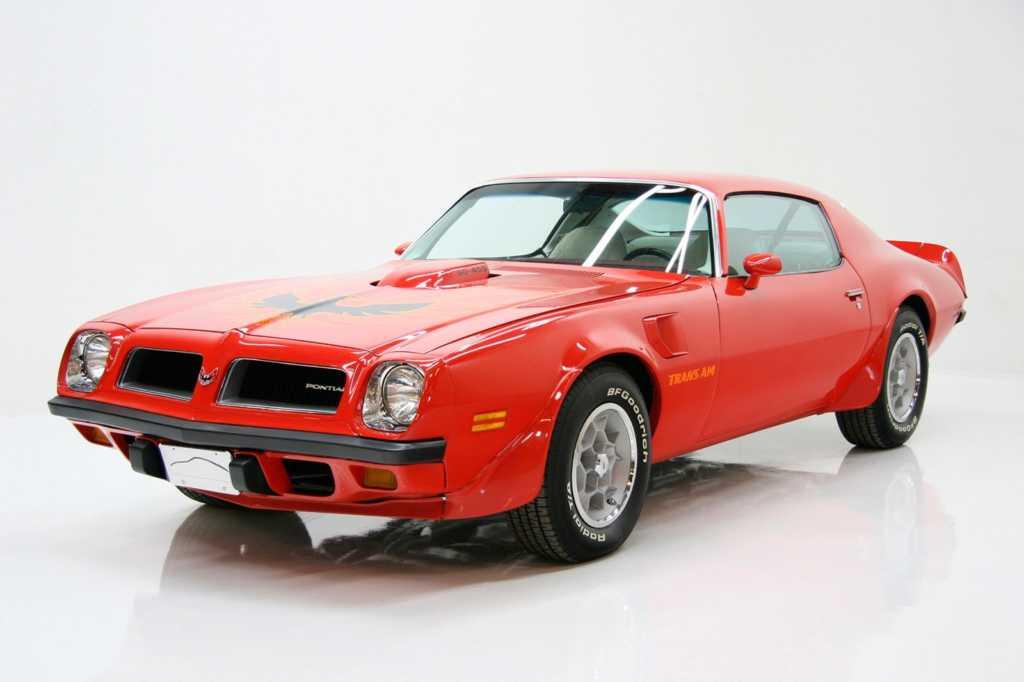 Dünyanın en güzel arabaları - 1973 Pontiac Trans Am Super Duty
