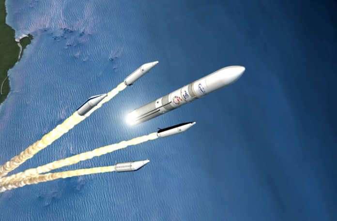Ariane 6, roketin en güçlü versiyonu olacak