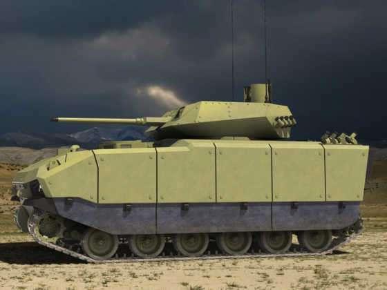 Kaplan-30 Zırhlı Savaş Aracı-1