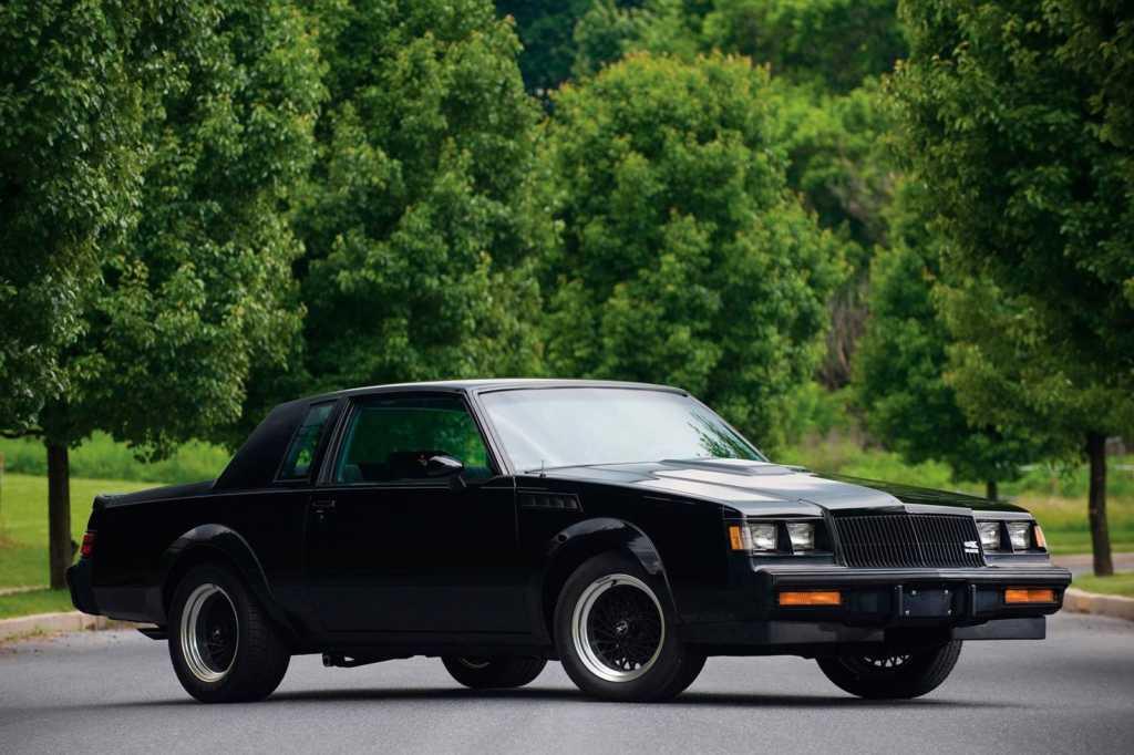 Dünyanın en güzel arabaları - 1987 Buick Grand National and GNX