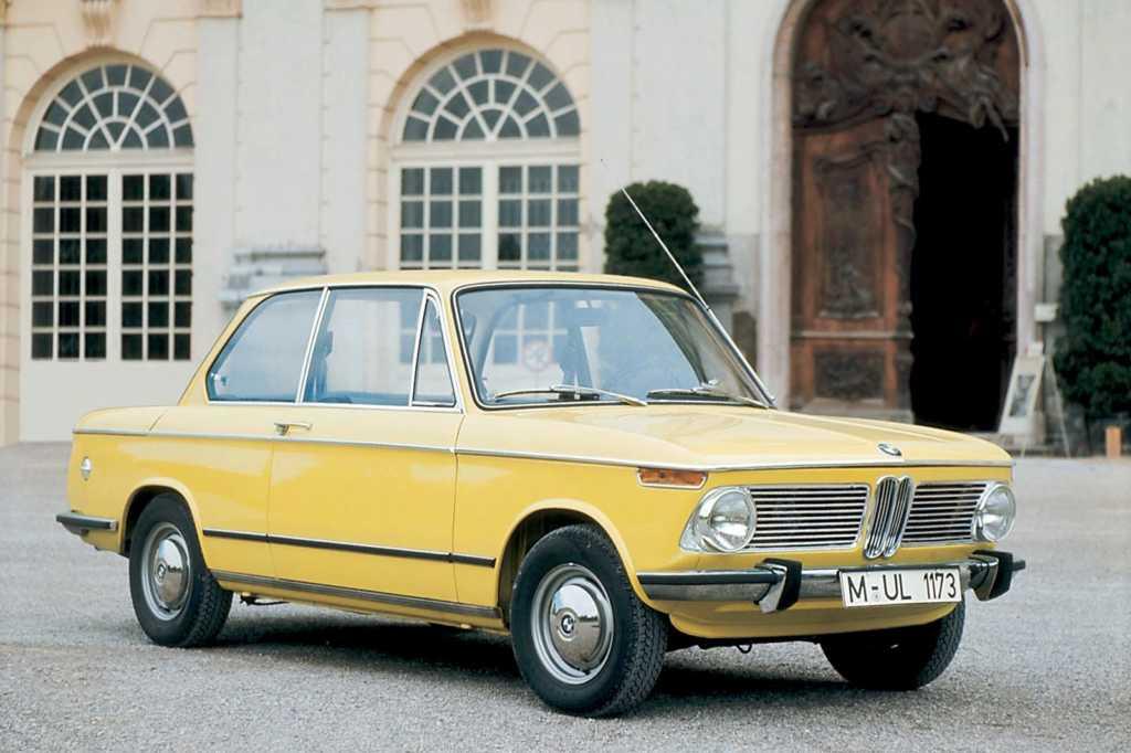 Dünyanın en güzel arabaları - 1968 BMW 2002