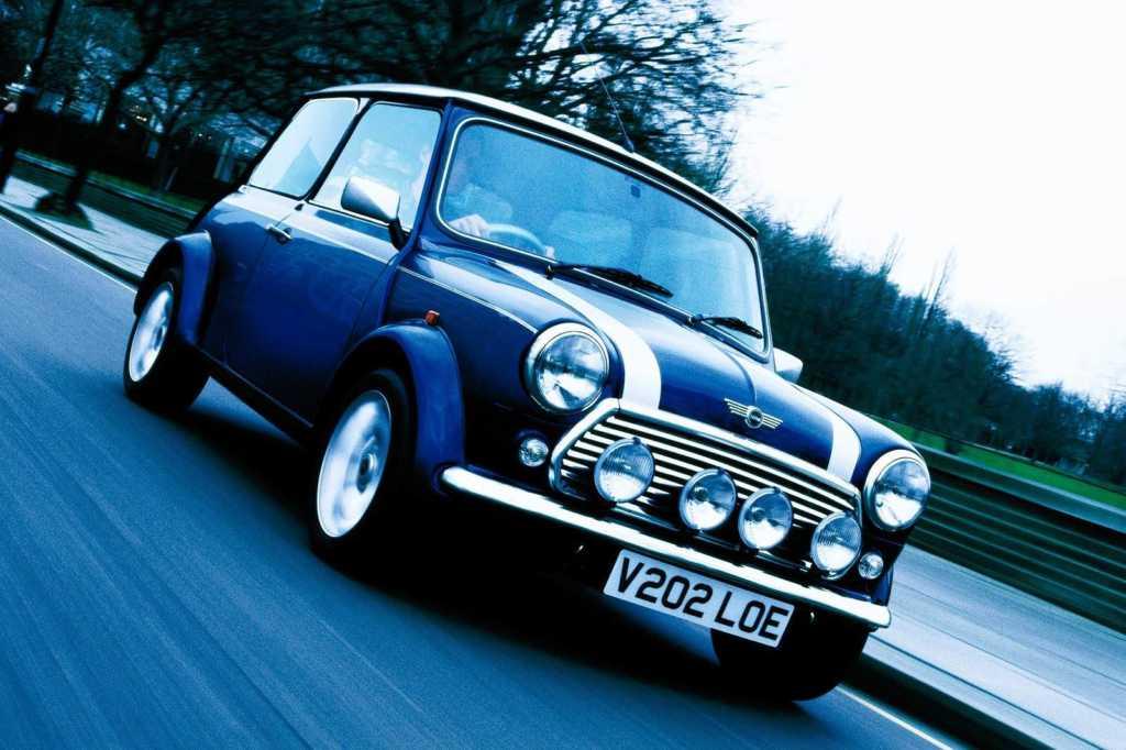 Dünyanın en güzel arabaları - 1959 Austin Mini