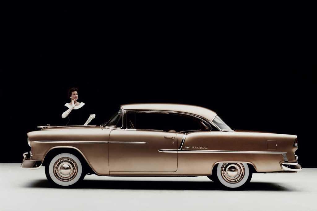 Dünyanın en güzel arabaları - 1955 Chevrolet