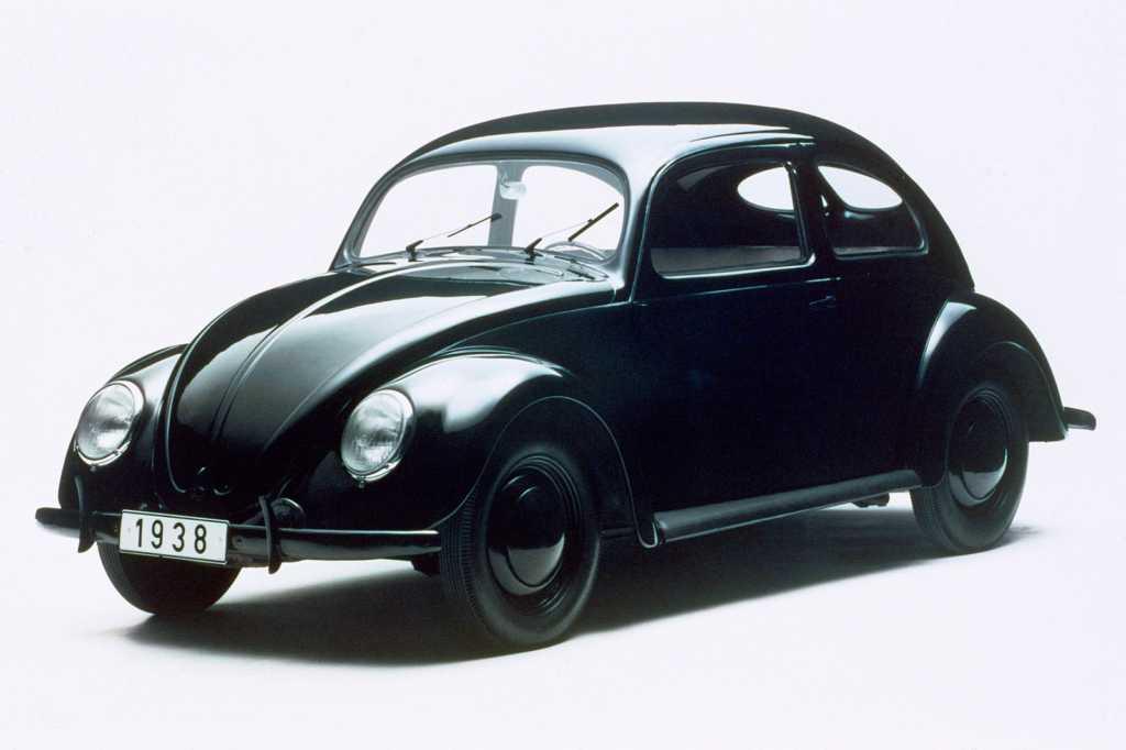 Dünyanın en güzel arabaları - 1938 Volkswagen Beetle