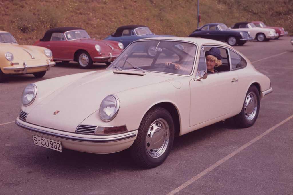 Dünyanın en güzel arabaları - 1964 Porsche 911