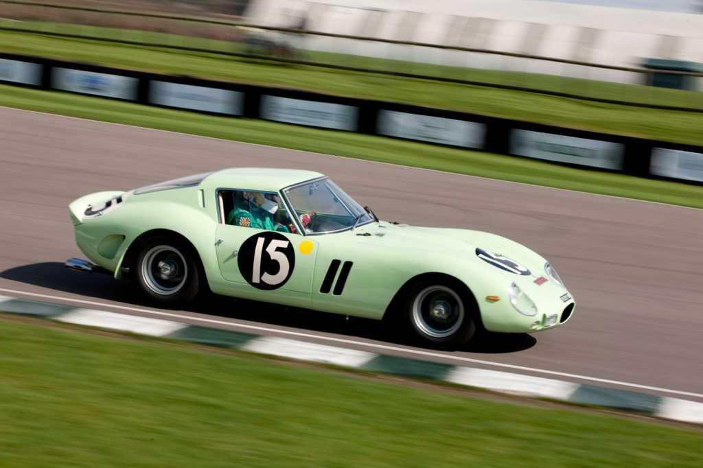 Dünyanın en güzel arabaları - 1962 Ferrari 250 GTO