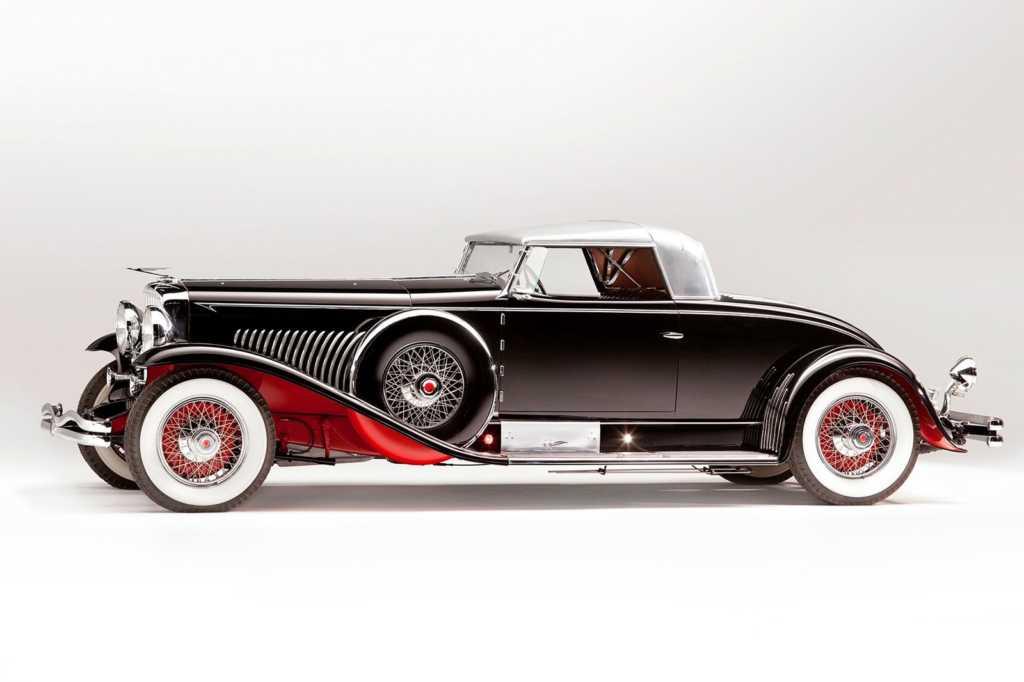 Dünyanın en güzel arabaları - 1928 Duesenberg Model J