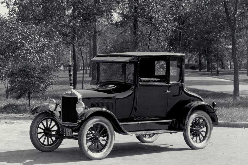 Dünyanın en güzel arabaları - 1908 Ford Model T