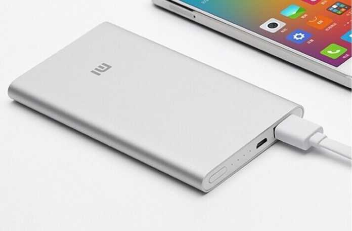 Taşınabilir şarj aleti Xiaomi Mi 5000 mAh