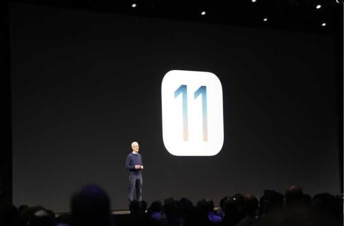 iOS 11 WWDC 2017
