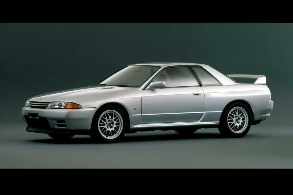 Dünyanın en güzel arabaları - 1989 Nissan Skyline GT-R