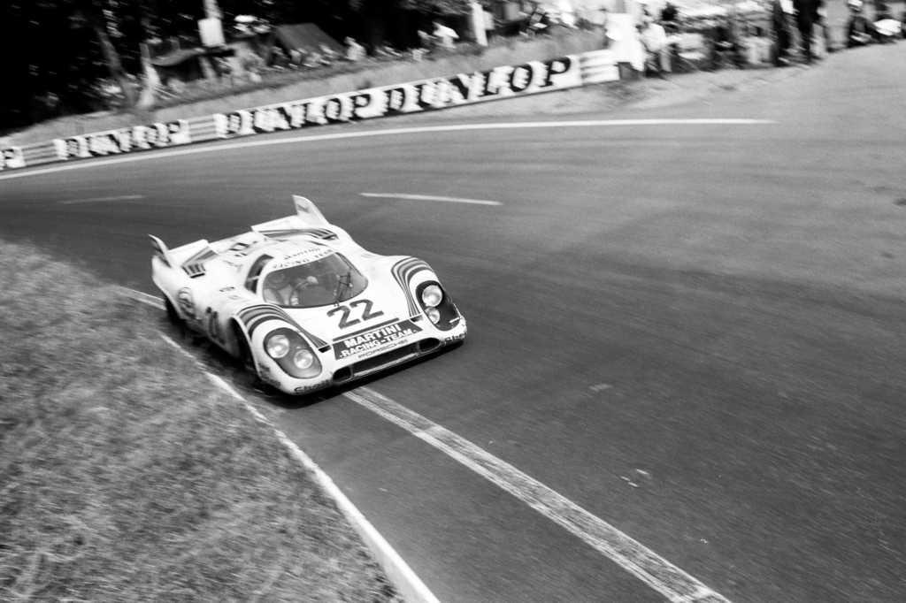 Dünyanın en güzel arabaları - 1969 Porsche 917