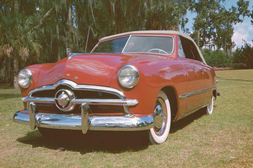 Dünyanın en güzel arabaları - 1949 Ford