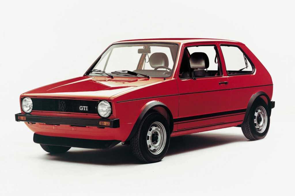Dünyanın en güzel arabaları - 1975 Volkswagen Golf/Rabbit GTI
