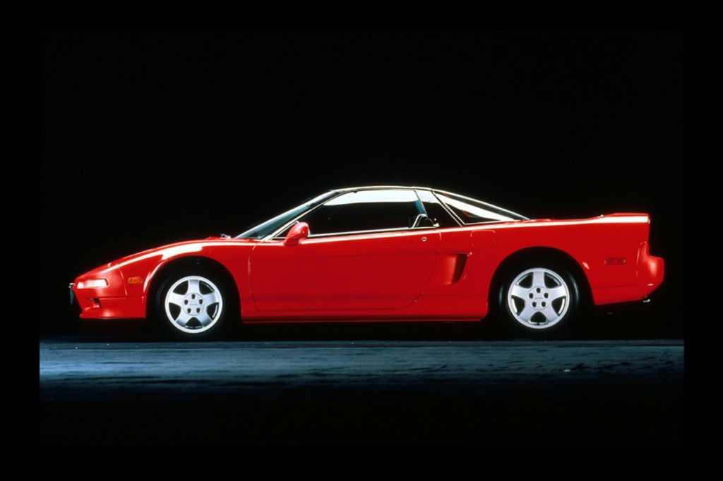 Dünyanın en güzel arabaları - 1990 Acura NSX
