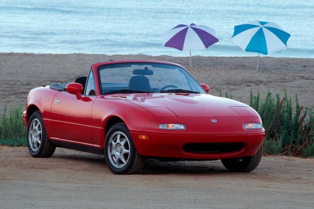 Dünyanın en güzel arabaları - 1990 Mazda Miata MX-5