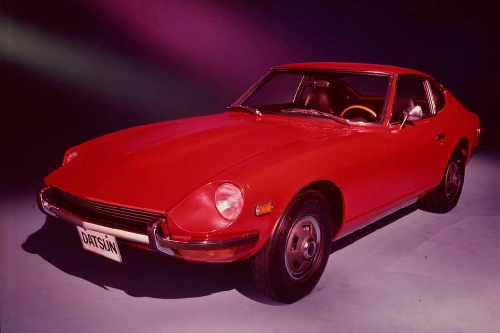 Dünyanın en güzel arabaları - 1970 Datsun 240Z