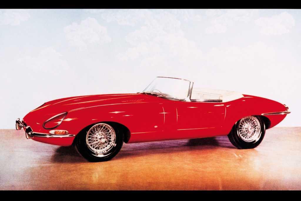 Dünyanın en güzel arabaları - 1961 Jaguar E-Type