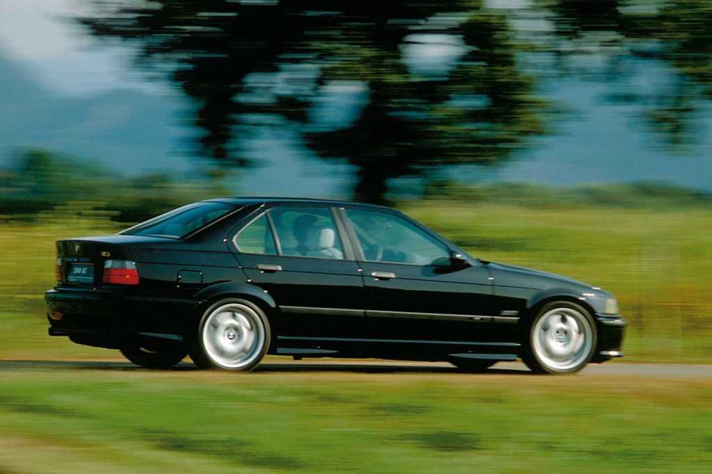 Dünyanın en güzel arabaları - 1995 BMW M3
