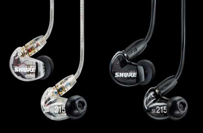 Kulakiçi Kulaklık: Shure SE215
