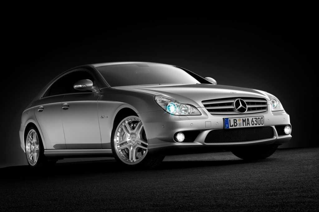 Dünyanın en güzel arabaları - 2006 Mercedes-Benz CLS-Class