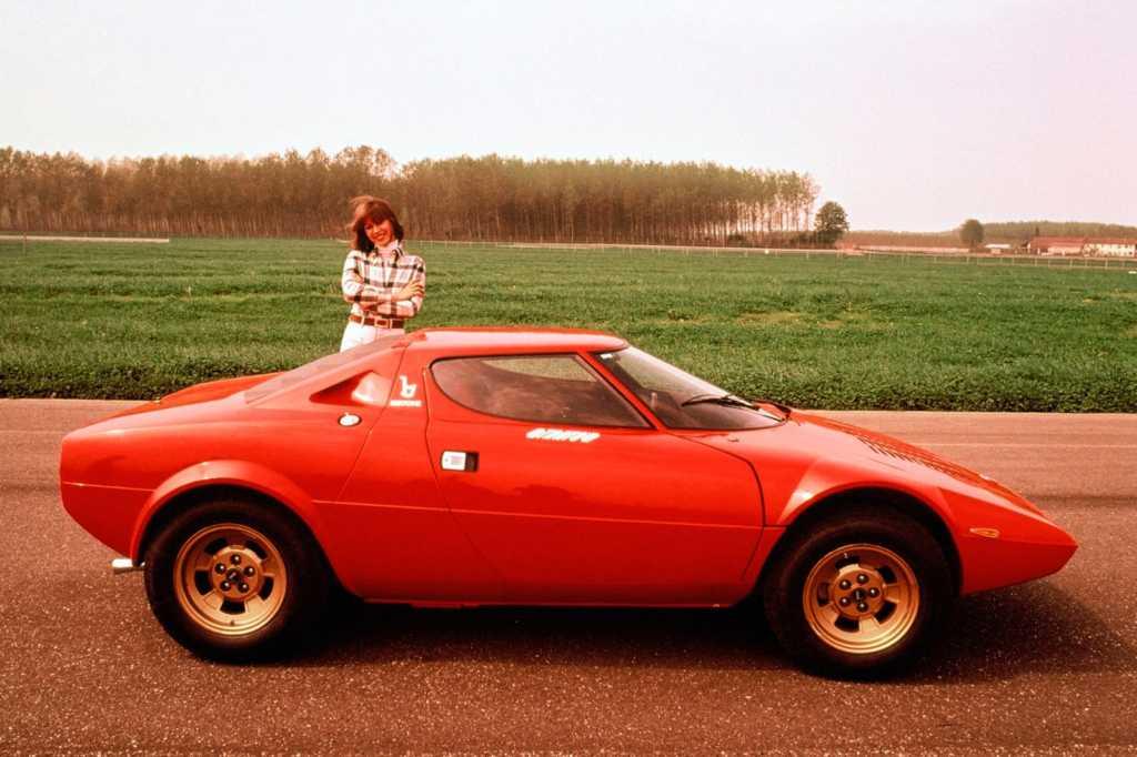 Dünyanın en güzel arabaları - 1973 Lancia Stratos