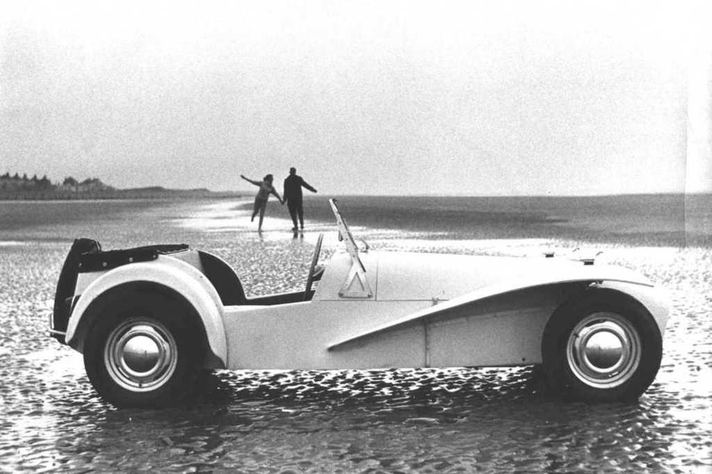 Dünyanın en güzel arabaları - 1957 Lotus 7