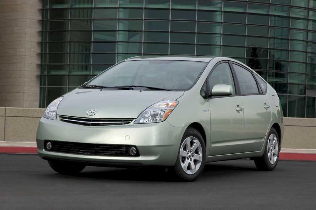 Dünyanın en güzel arabaları - 2004 Toyota Prius