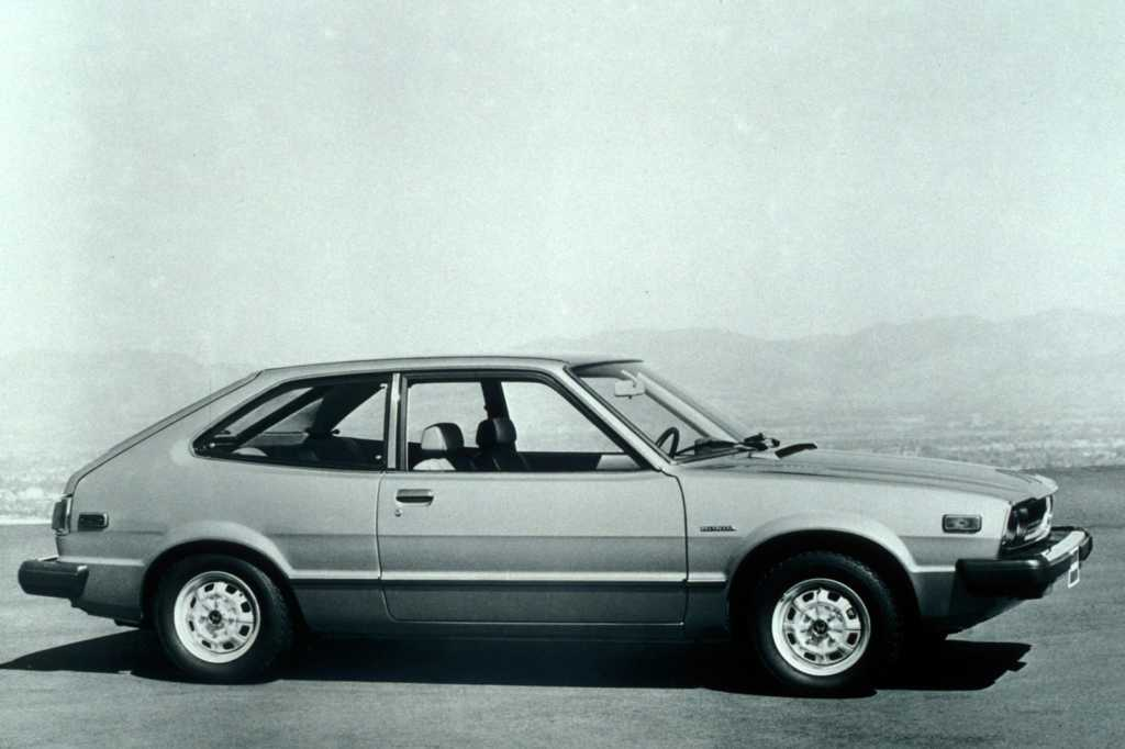 Dünyanın en güzel arabaları - 1976 Honda Accord