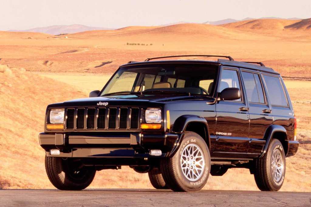 Dünyanın en güzel arabaları - 1984 Jeep Cherokee