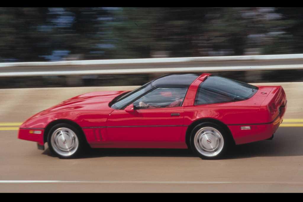 Dünyanın en güzel arabaları - 1990 Chevrolet Corvette ZR1