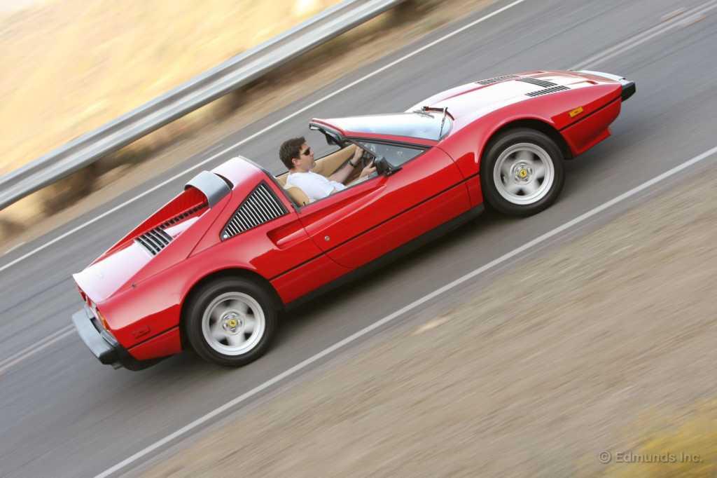 Dünyanın en güzel arabaları - 1975 Ferrari 308 GTB/GTS