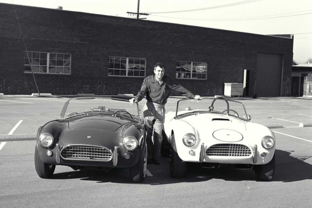 Dünyanın en güzel arabaları - 1962 Shelby Cobra 260 and 289