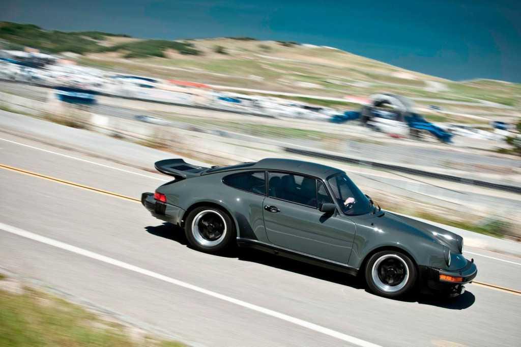 Dünyanın en güzel arabaları - 1976 Porsche 930