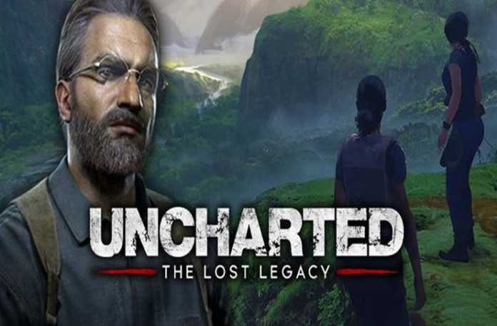 Uncharted The Lost Legacy için yeni video