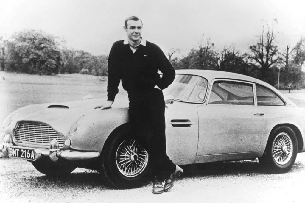 Dünyanın en güzel arabaları - 1963 Aston Martin DB5