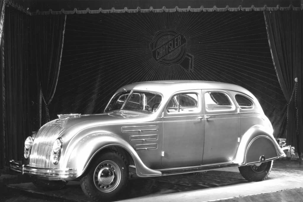Dünyanın en güzel arabaları - 1934 Chrysler Airflow