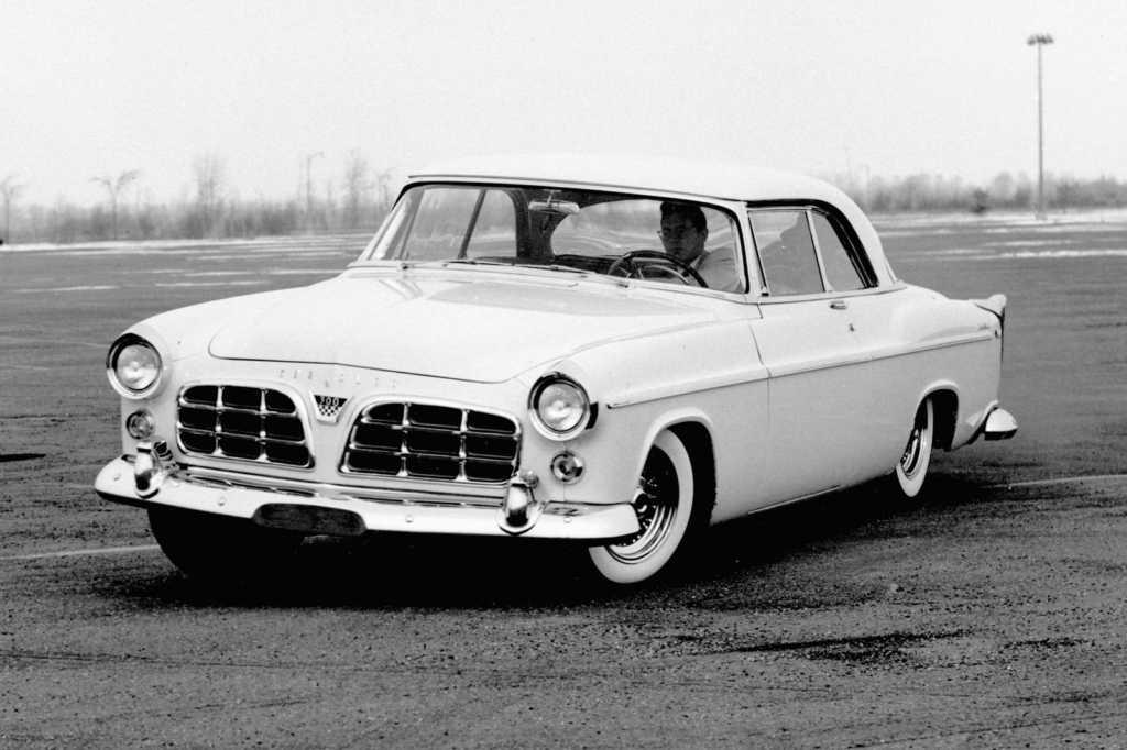 Dünyanın en güzel arabaları - 1955 Chrysler 300