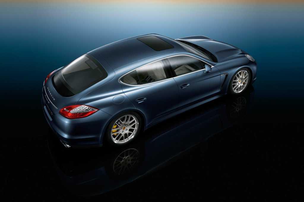 Dünyanın en güzel arabaları - 2010 Porsche Panamera