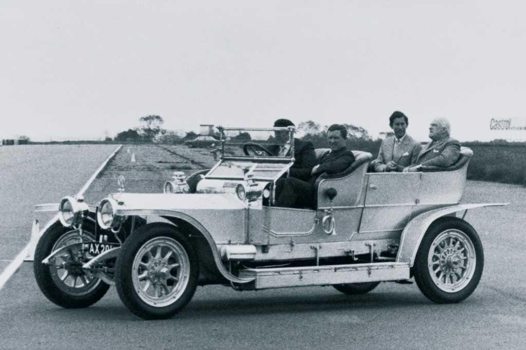 Dünyanın en güzel arabaları - 1906 Rolls-Royce Silver Ghost