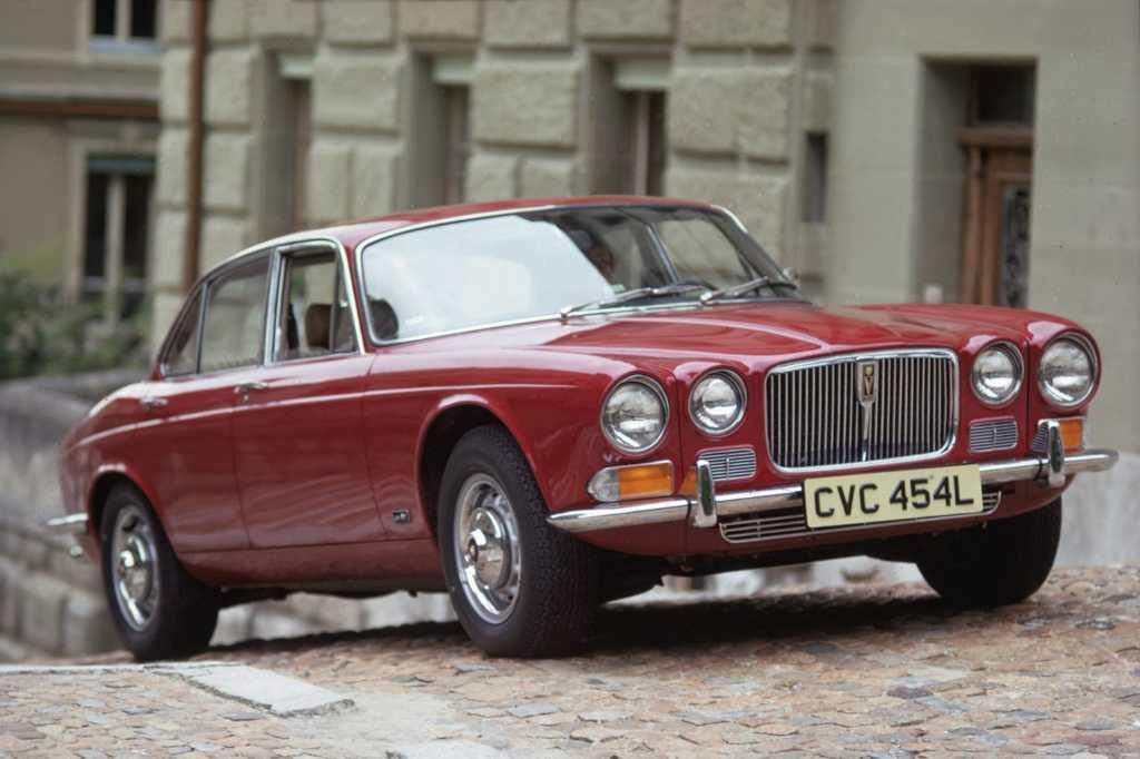 Dünyanın en güzel arabaları - 1968 Jaguar XJ6