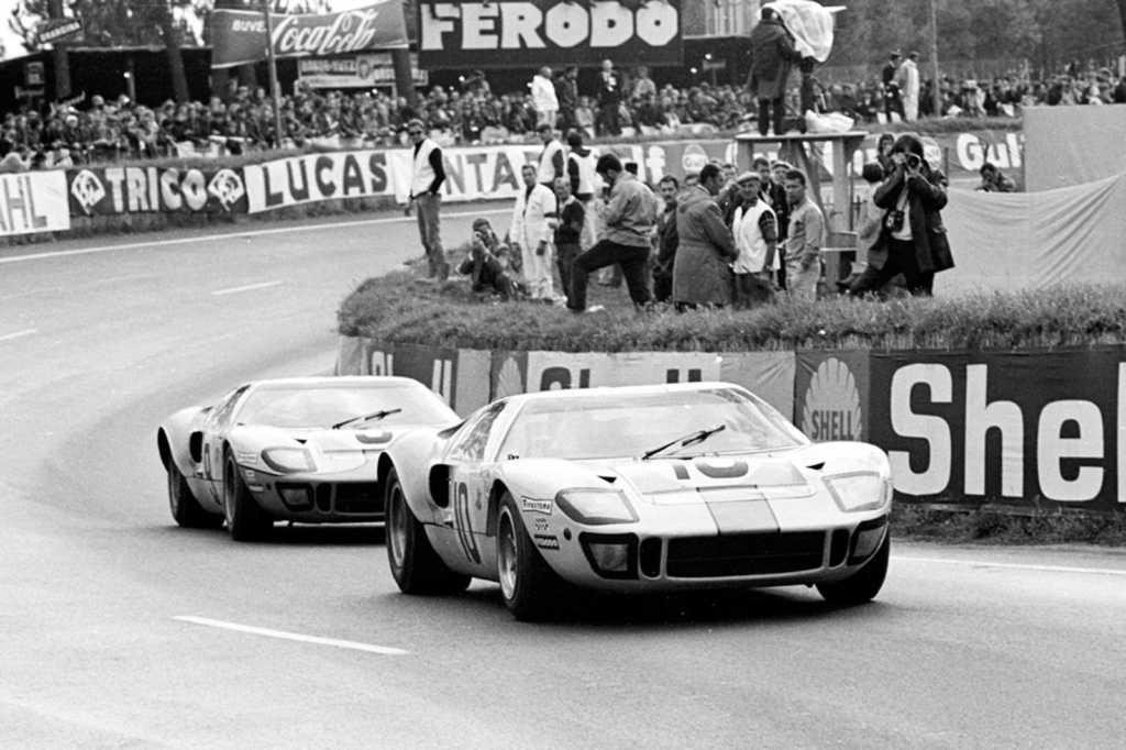 Dünyanın en güzel arabaları - 1964 Ford GT40