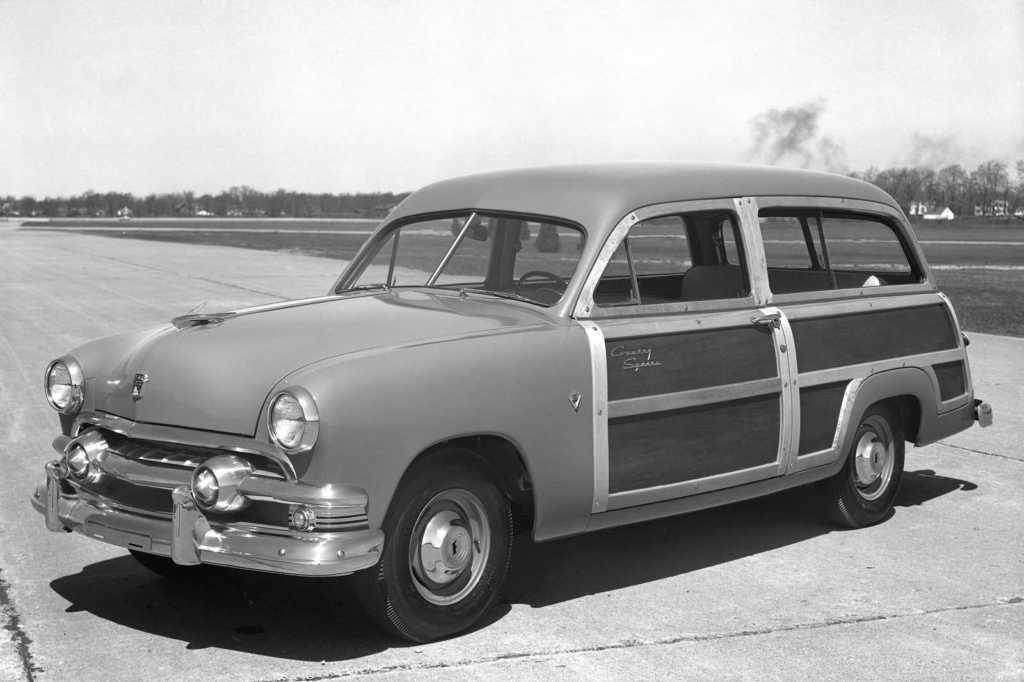 Dünyanın en güzel arabaları - 1951 Ford Country Squire