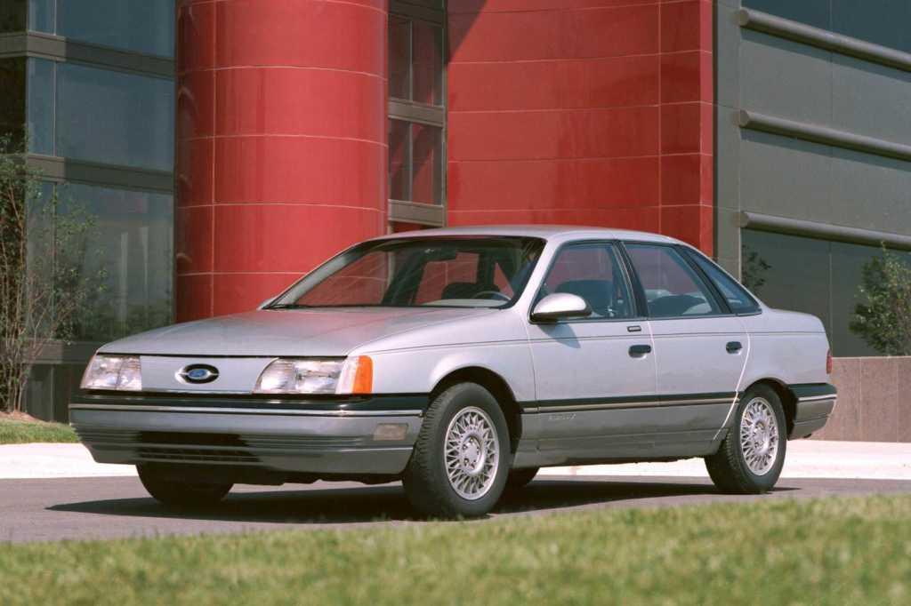 Dünyanın en güzel arabaları - 1986 Ford Taurus