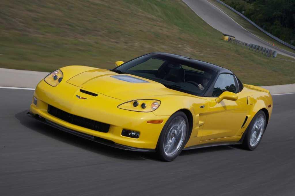 Dünyanın en güzel arabaları - 2009 Chevrolet Corvette ZR1