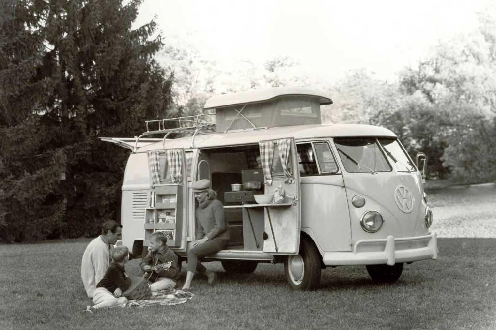 Dünyanın en güzel arabaları - 1950 Volkswagen Type 2